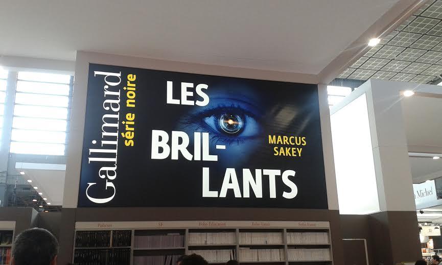 Mes petits tours au salon du livres de paris collectif for Salon du livre porte de versailles 2015