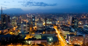 Nairobi-by-night