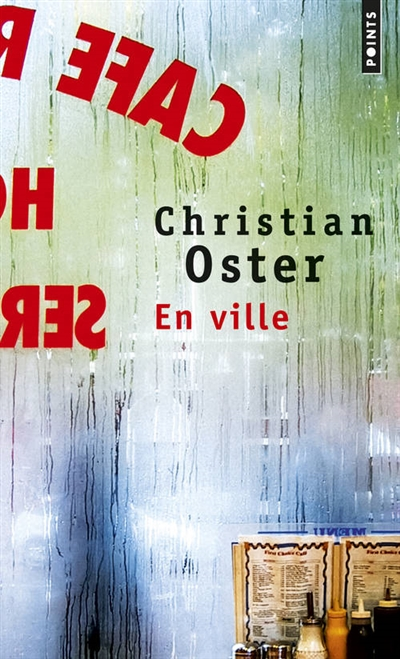En ville de Christian Oster poche