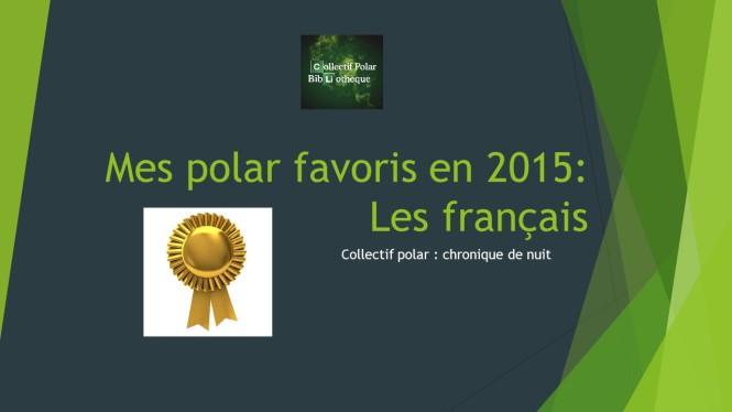Mes polar favoris en 2015