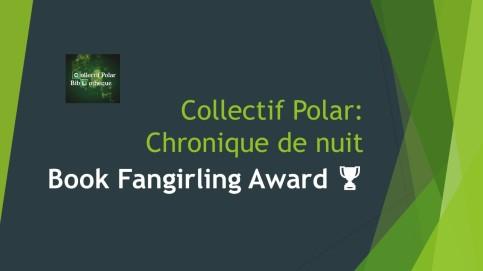 Book Fangirling Award