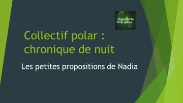 Collectif polar Nadia