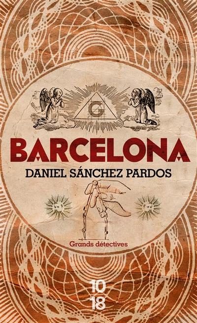 Barcelona de Daniel Sanchez Pardos poche
