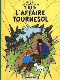 Hergé, L_affaire Tournesol