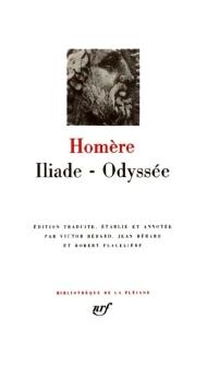 L'Illiade et l'Odyssée d'Homère