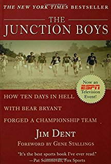 The Junction Boys de Bear Bryant