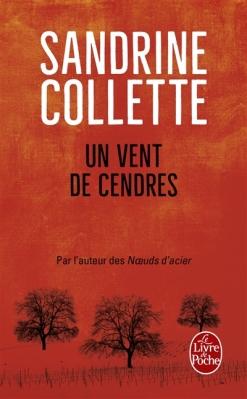 sandrine Collette vzent de cendres