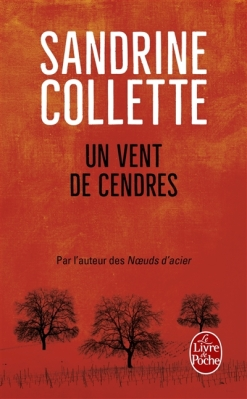 sandrine Collette vzent de cendres
