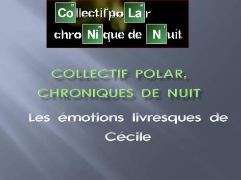 Les emotion livre Cécile