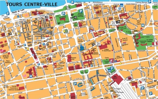 Plan-du-centre-ville-de-tours
