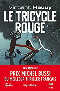 Vincent HAUUY-LE TRICYCLE ROUGE