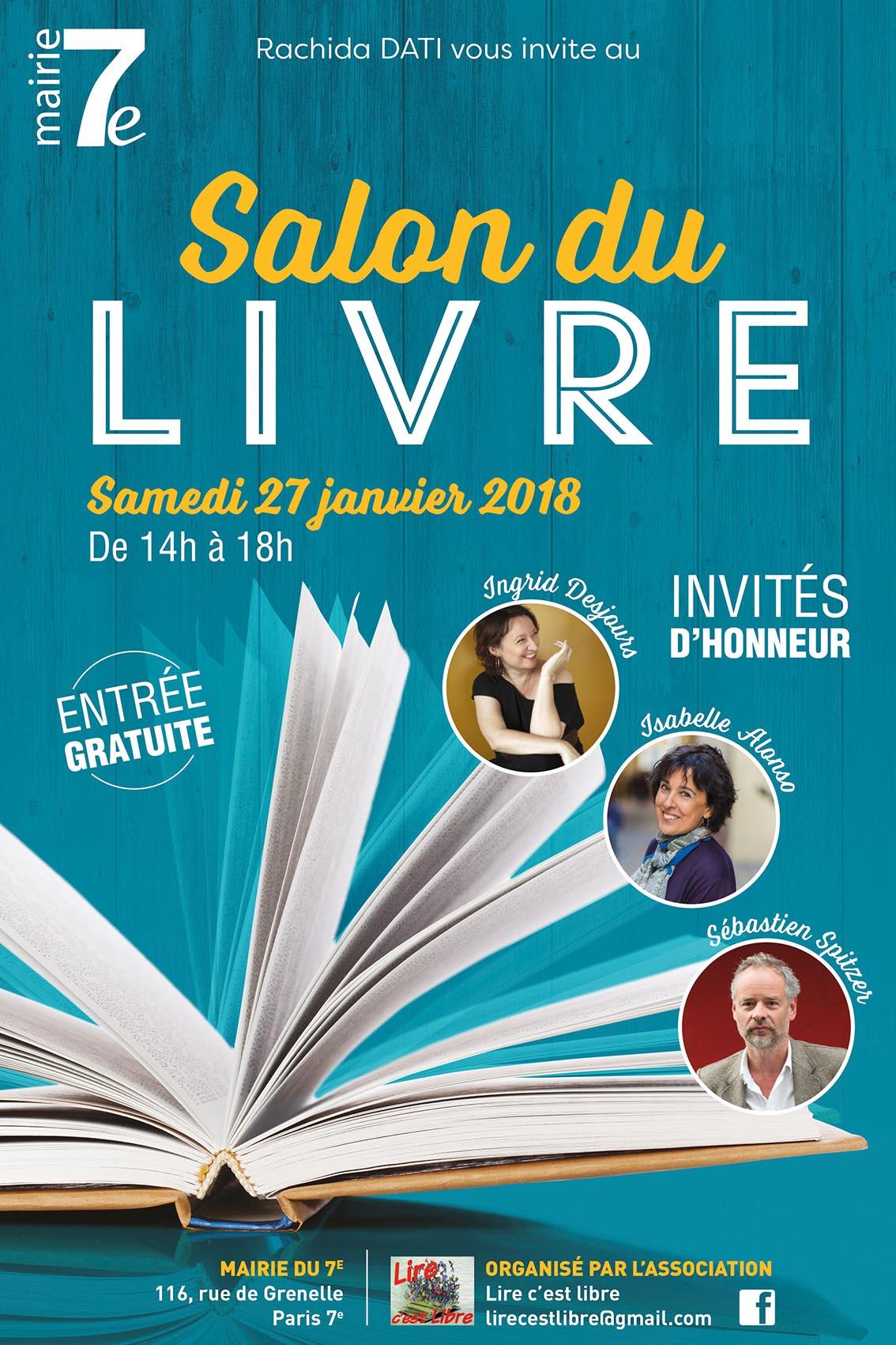 Salon lire c est libre 2018 le bien etre au bout des doigts - Salon du livre gaillac ...