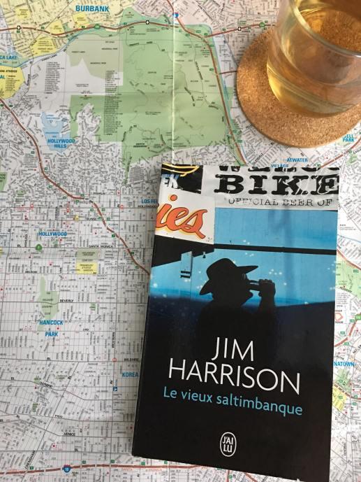 Le vieux saltimbanque de Jim Harrison mis en scène