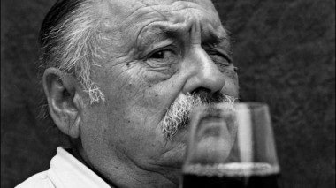 Portrait Jim Harrison
