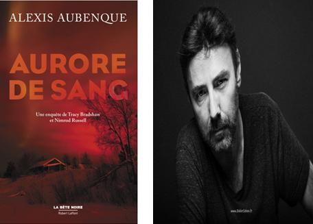 Alexis Aubenque Aurore de sang