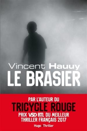 le brasier Vincent Hauuy couv