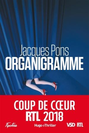 Organigramme de Jacques Pons