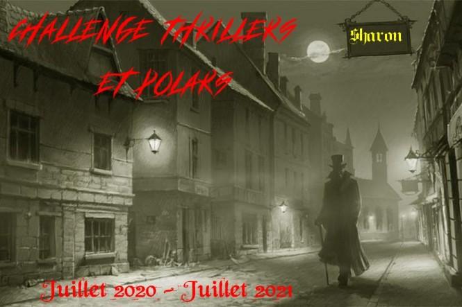 Challenge polar et thriller 2020-2021 avec Sharon 1