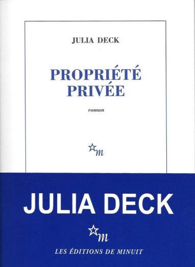propriété privé deck julia
